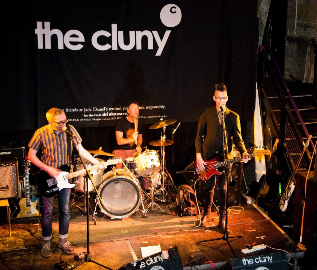 The Exes at Cluny